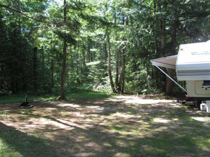 Preview photo of Crooked Lake Dispersed Campsite