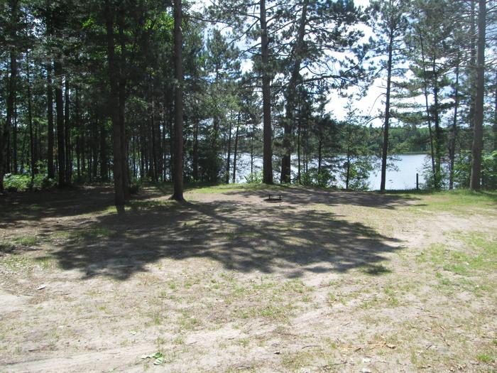 Preview photo of East Lake Dispersed Campsite