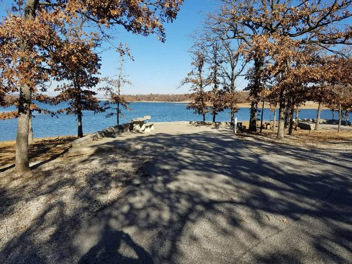 Tall Chief Cove Campground - Site #A20#A20