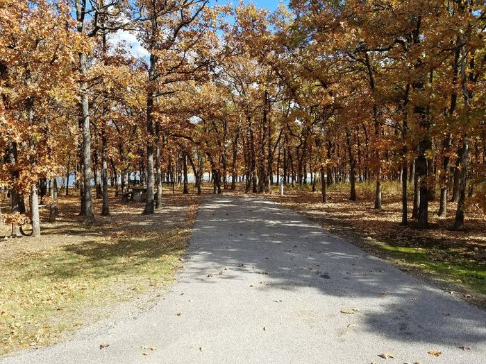 Tall Chief Cove Campground - Site #A24#A24