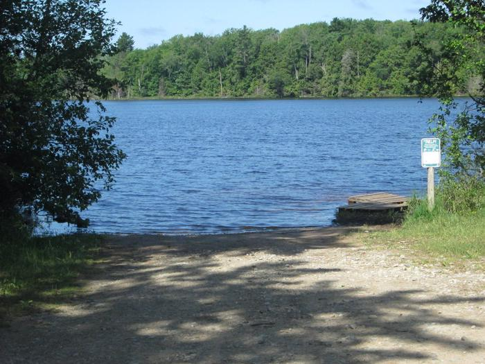 Clear Lake Boat Launch