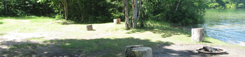 Clear Lake Campsite