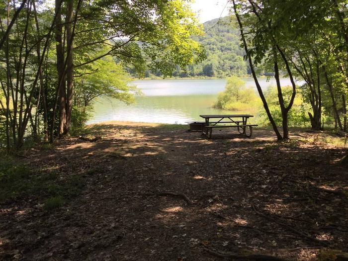 Kiasutha Recreation Area: Site 112
