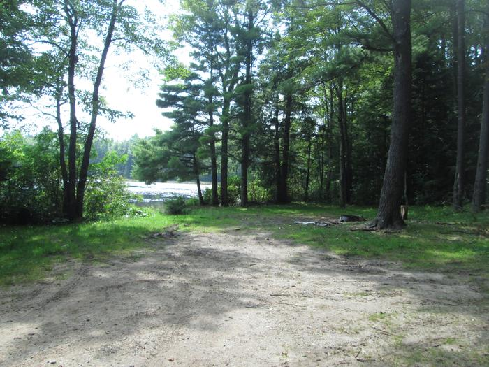 Preview photo of Triangle Lake Dispersed Campsite