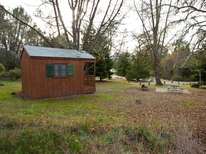 cabin site #27Cabin site #27