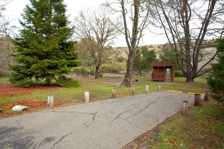 A loop cabin site 27cabin site #27