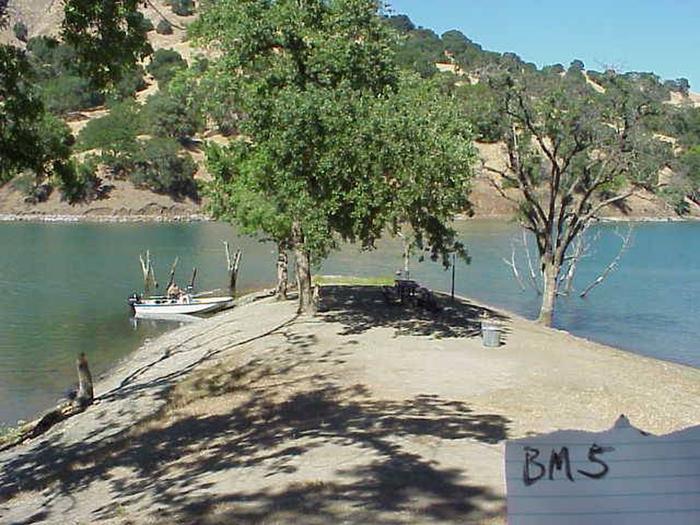 BOAT-IN SITES (LAKE SONOMA) | Recreation gov