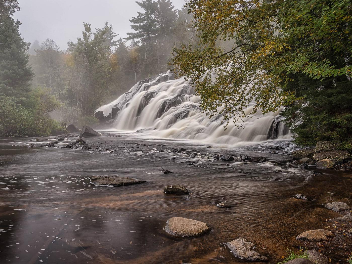 Waterfall - Bond FallsBond Falls