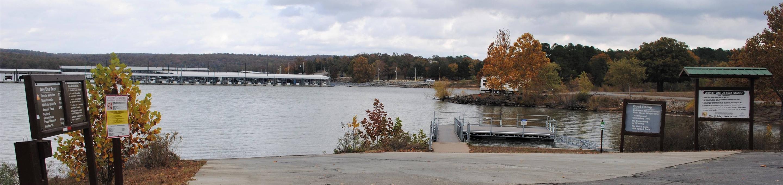 Hwy 9 North Boat Ramp