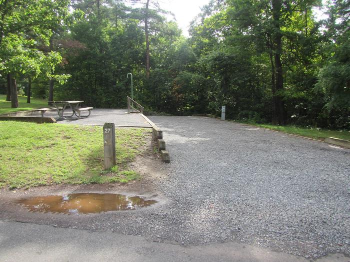 Ridge CampSite 27