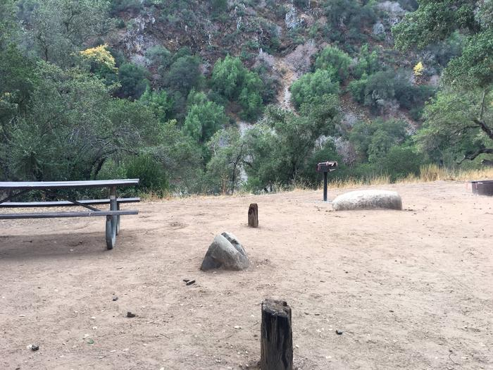 Arroyo Seco Campground 47