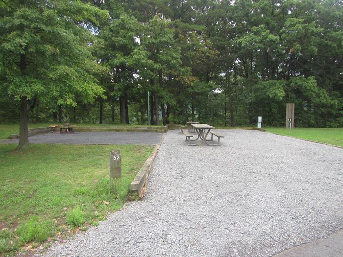 Campsite PictureSite 52