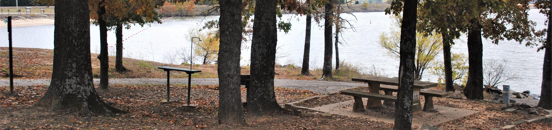Highway 9 North Campsite #35Campsite N35
