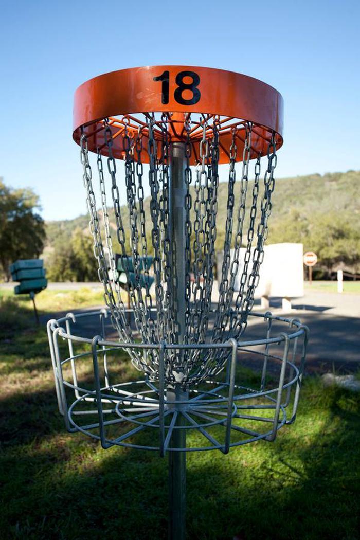 18 Hole Disc Golf Course18 Hole Disc Golf course