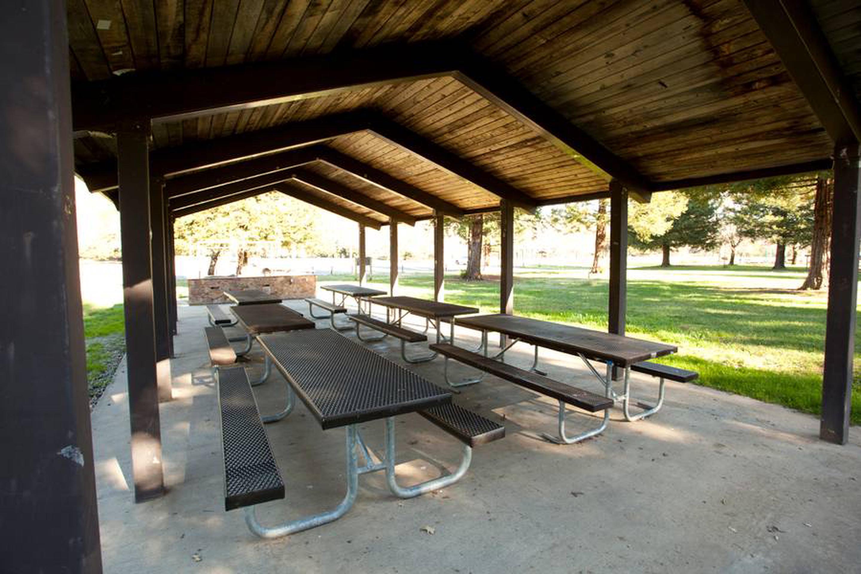 Poker Flat #2 group picnic site