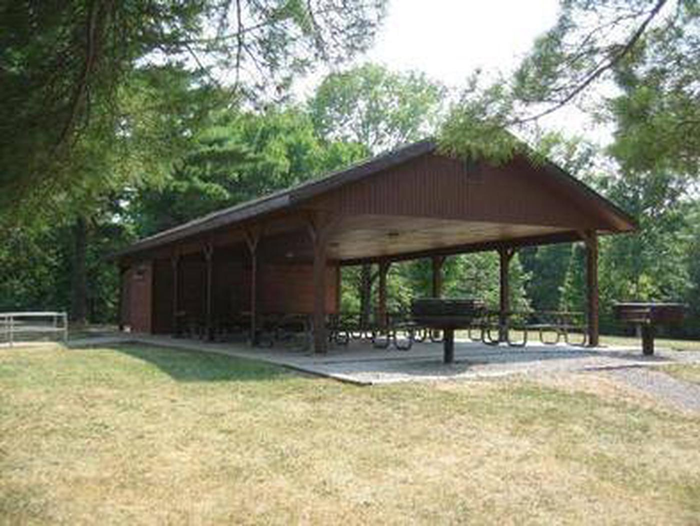 Group Area C Picnic Shelter