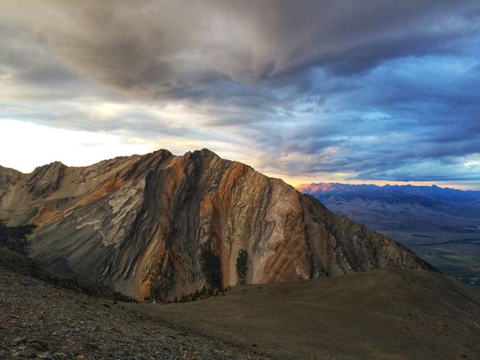 Borah Peak Wilderness Study Area