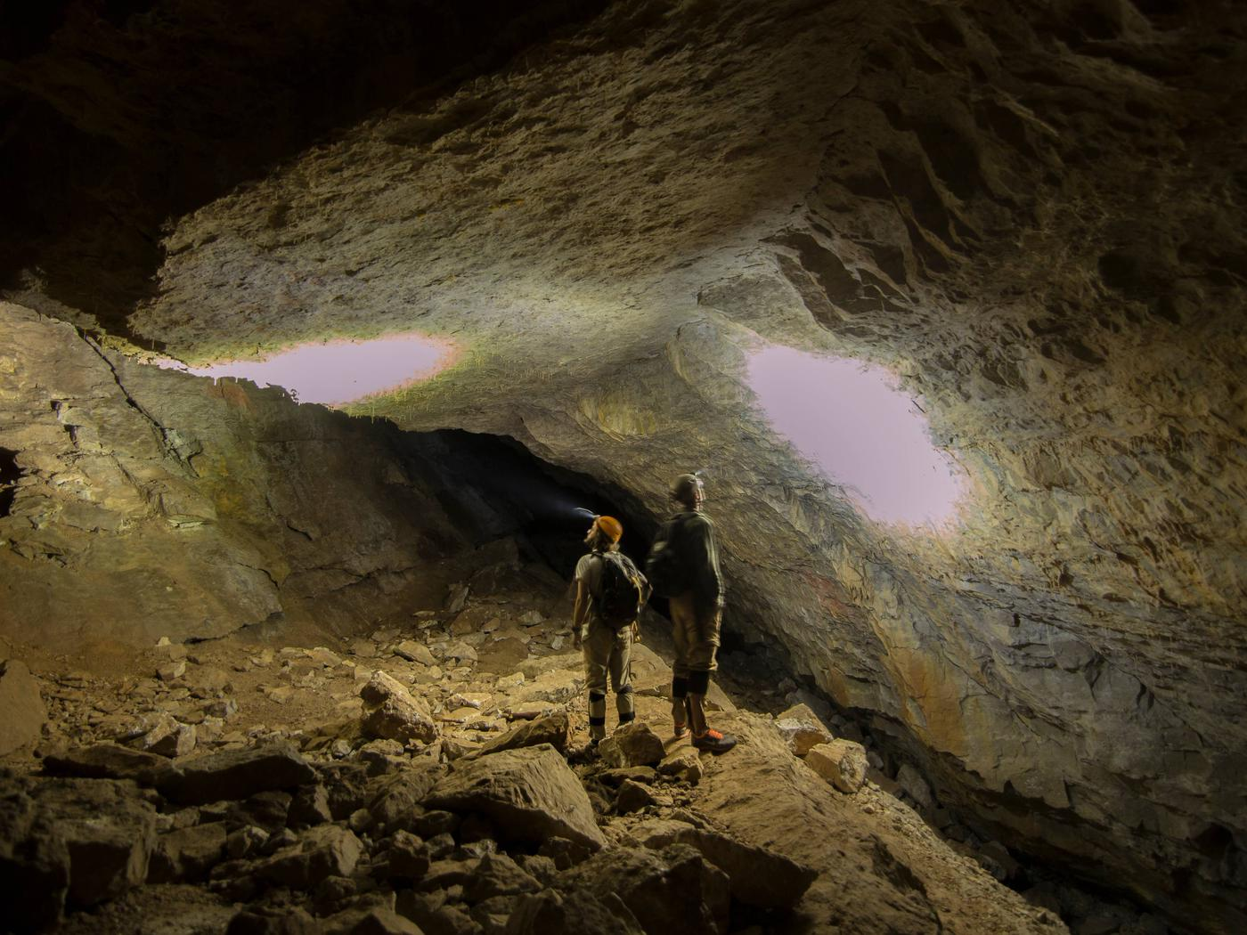 Bloomington Cave Trail