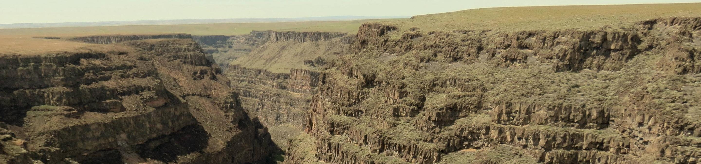 Bruneau Canyon Overlook