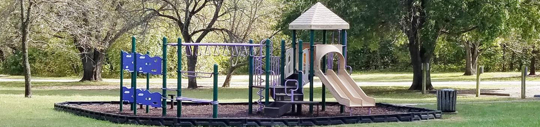 Sparrowfoot Campground playgroundPlayground in Sparrowfoot campground
