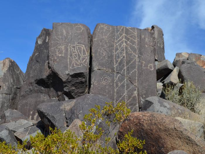 Carrizozo Lava Flow Wilderness Study Area