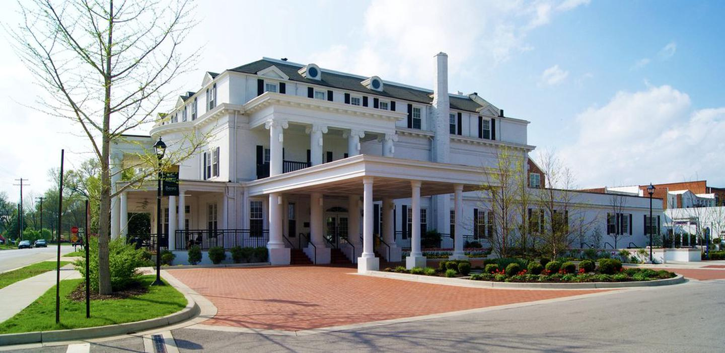 Boone Tavern Hotel of Berea CollegeInspired by the wife of the President of the university, the Boone Tavern Hotel is named after the famed Kentucky native Daniel Boone.