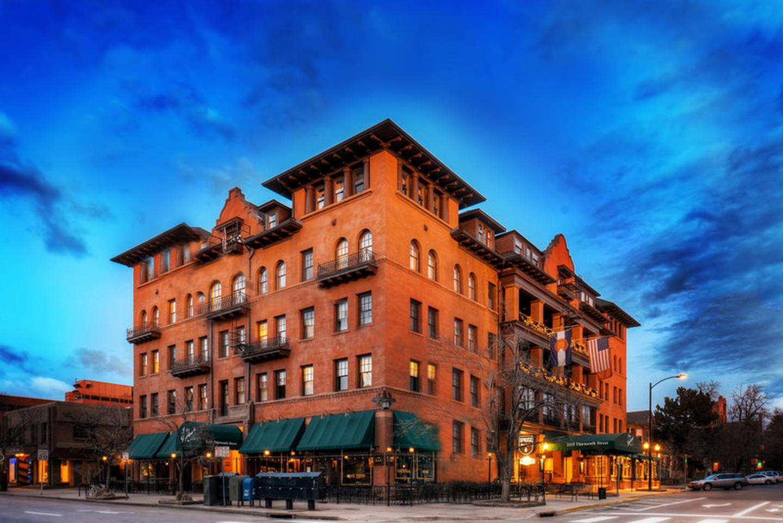 Hotel Boulderado