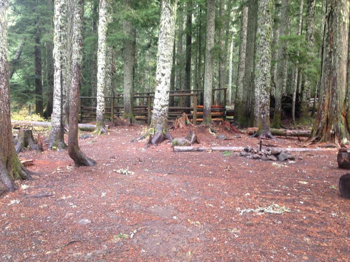 Horse Camp site 3Site H3