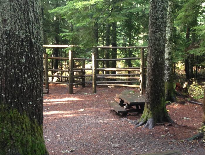 Horse Camp site 5