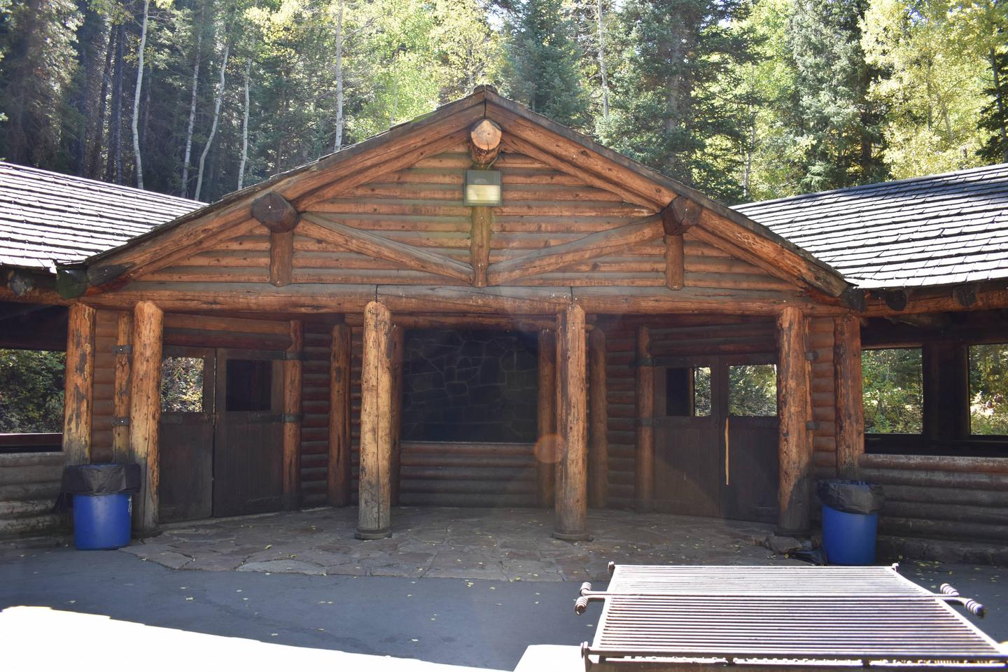 Spruces Campground – Big Cottonwood CanyonGroup Site 9
