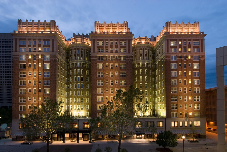 The Skirvin Hilton
