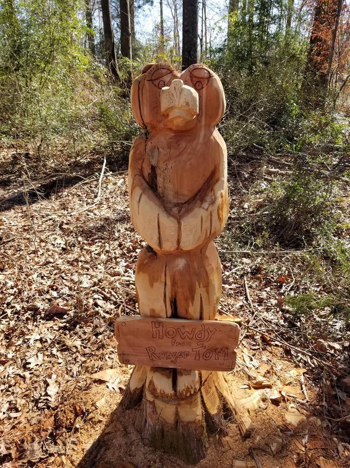 ForklandBear Wood Carving