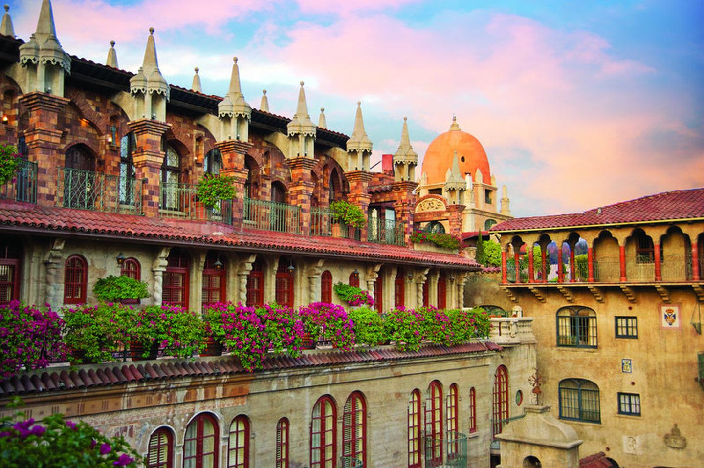 The Mission Inn Hotel and Spa