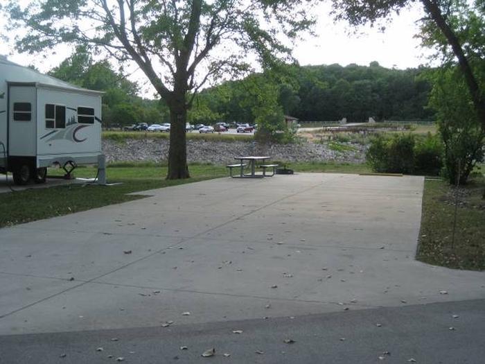 Bob Shetler Campsite 17
