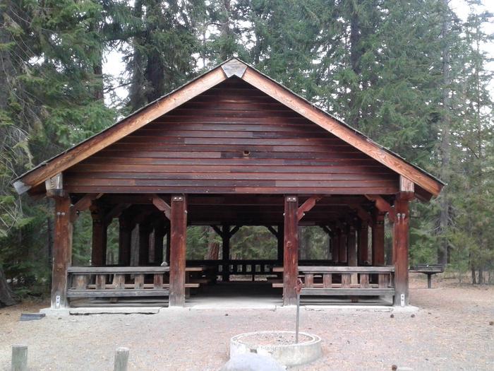 Simax Group Picnic Shelter