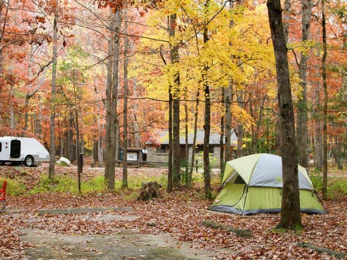 Preview photo of Cades Cove Campground