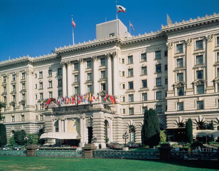 The Fairmont Hotel San Francisco
