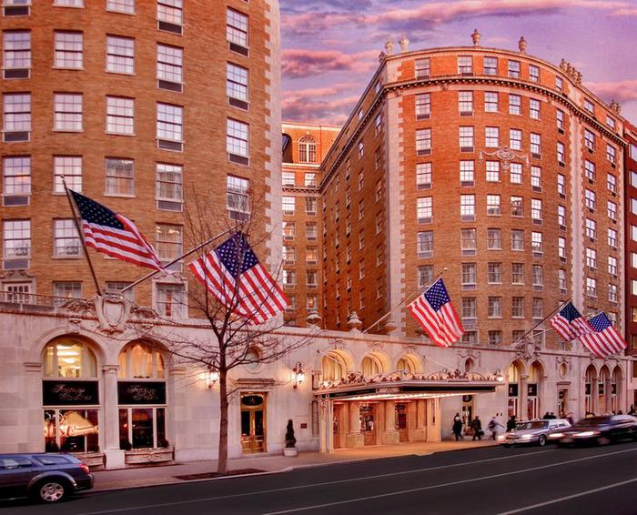 The Mayflower Hotel