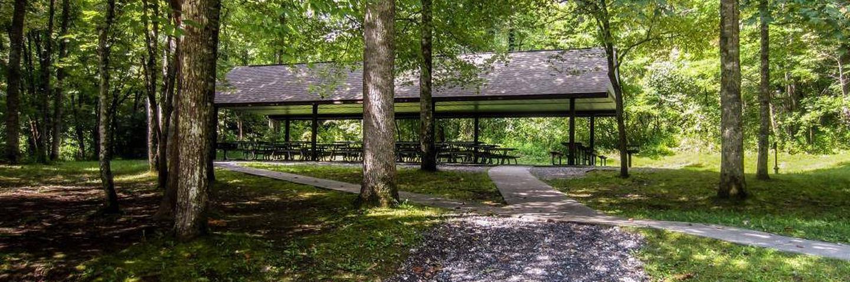 Collins Creek Pavilion