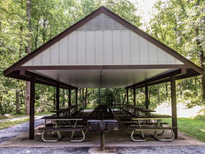 Preview photo of Collins Creek Picnic Pavilion
