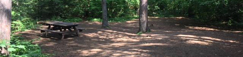 Site 13Sawbill Lake Campground 13