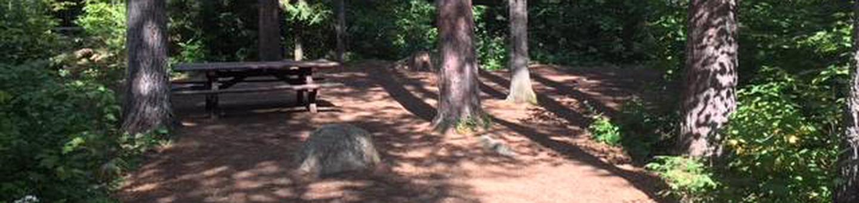 Site 31Sawbill Lake Campground site 31