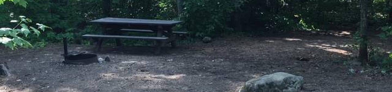 Site 38Sawbill Lake Campground Site 38