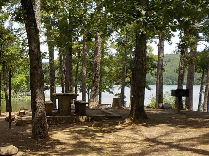 Site #30 Lake Views