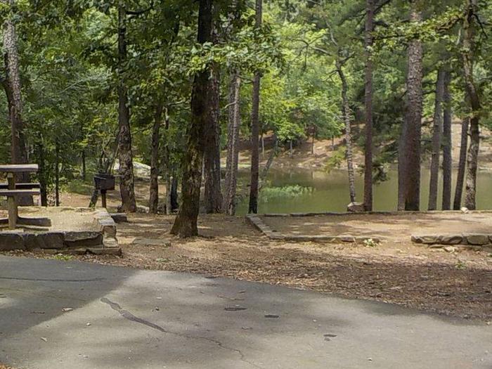 Site 31 Lake ViewSite #31 Lake View