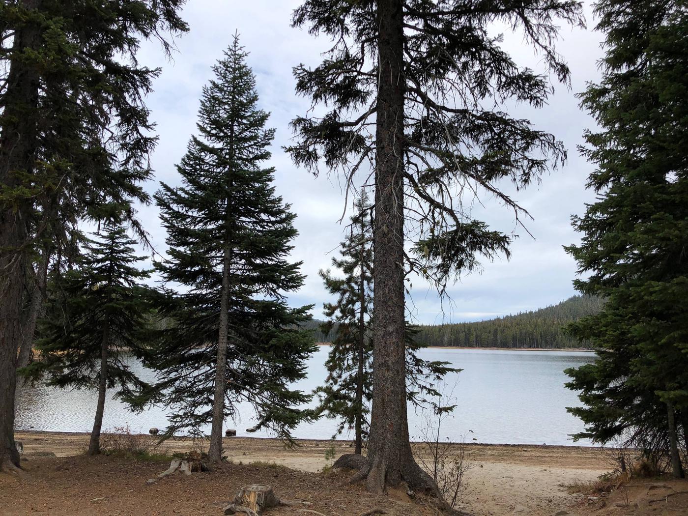 Little Cultus Lake