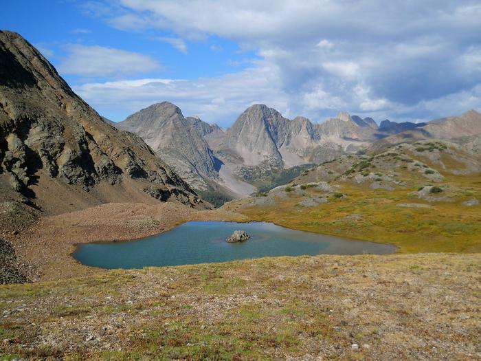 Continental Divide National Scenic Trail