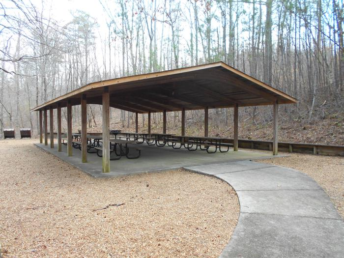 Preview photo of Pocket Picnic Shelter