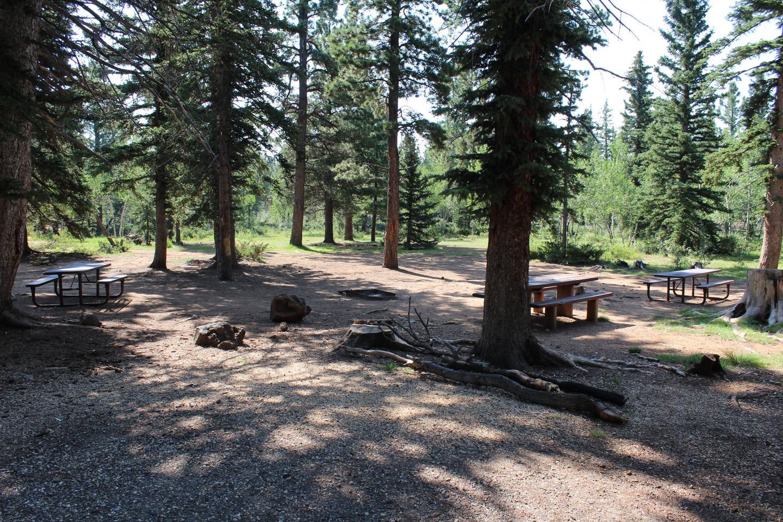 Double campsite # 90