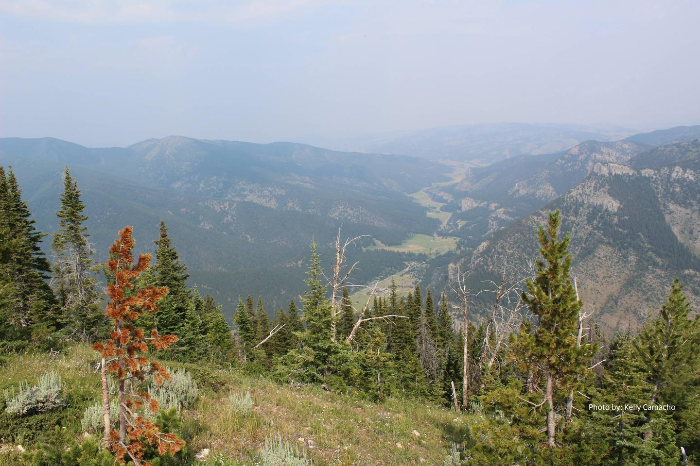 GARNET MOUNTAIN FIRE LOOKOUT